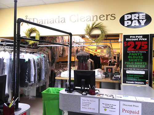 Danada Cleaners - Expert Alterations & Dry Cleaning
